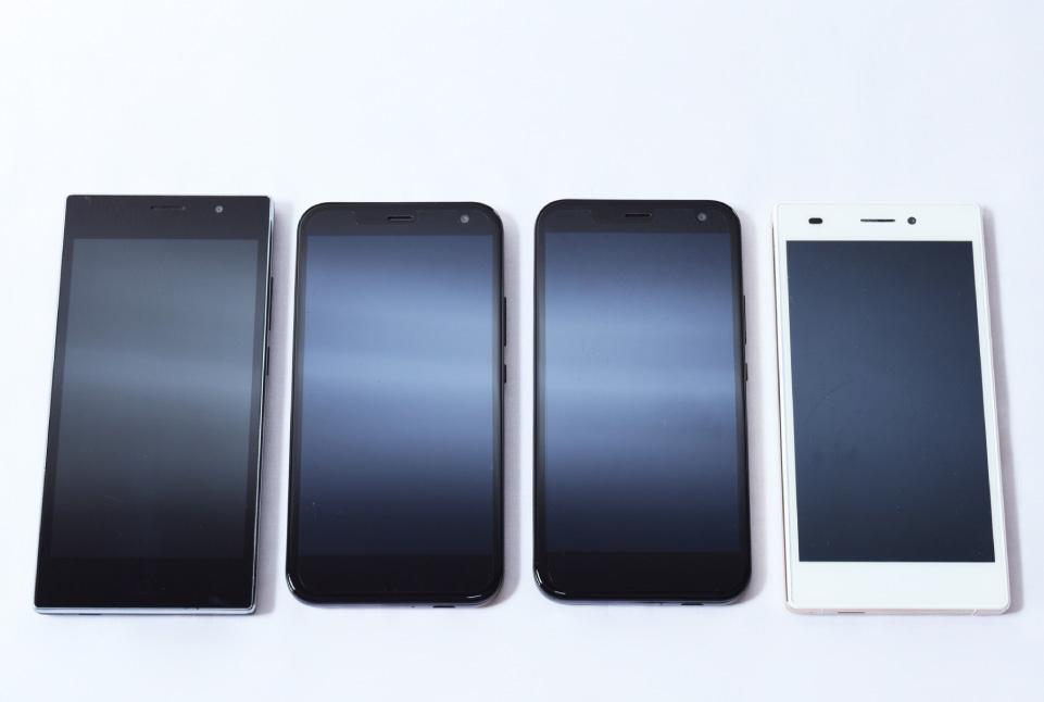 格安SIMの機種について