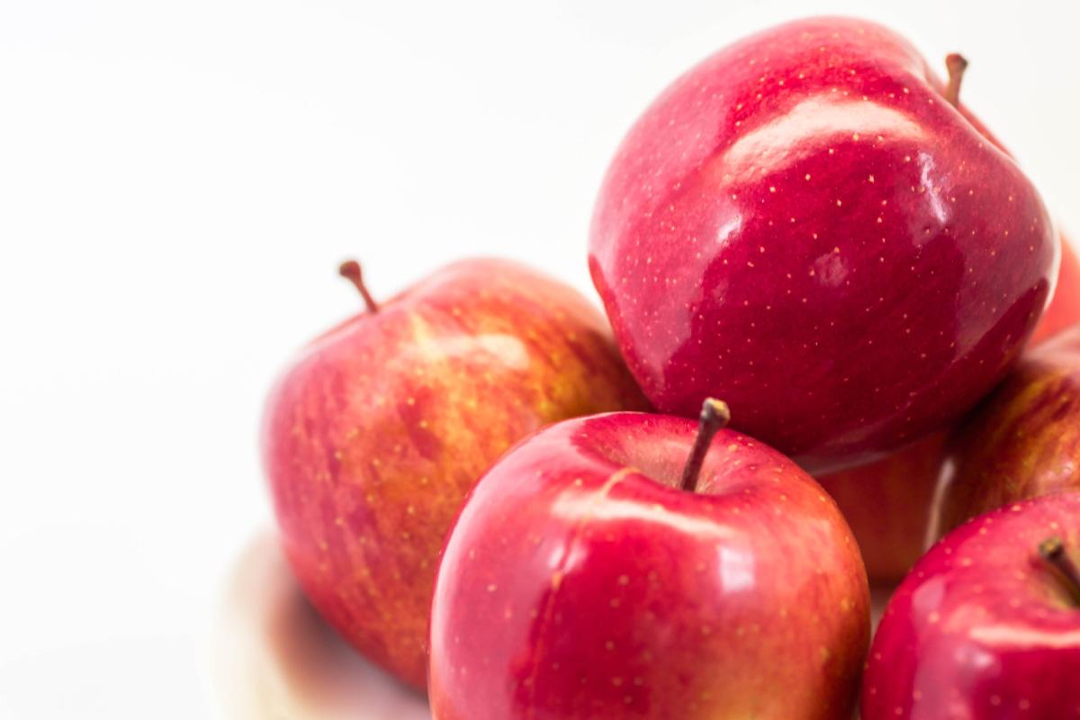 りんごは身体にいい!
